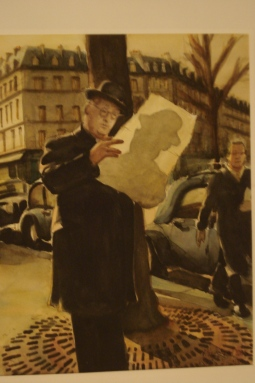 Années 50 Paris
