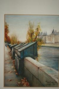 Quai de la Mégisserie Paris