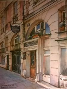 Didier LESPAGNOL 2014 Hotel HenriIV Paris